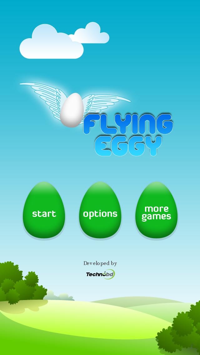 Flying Eggy