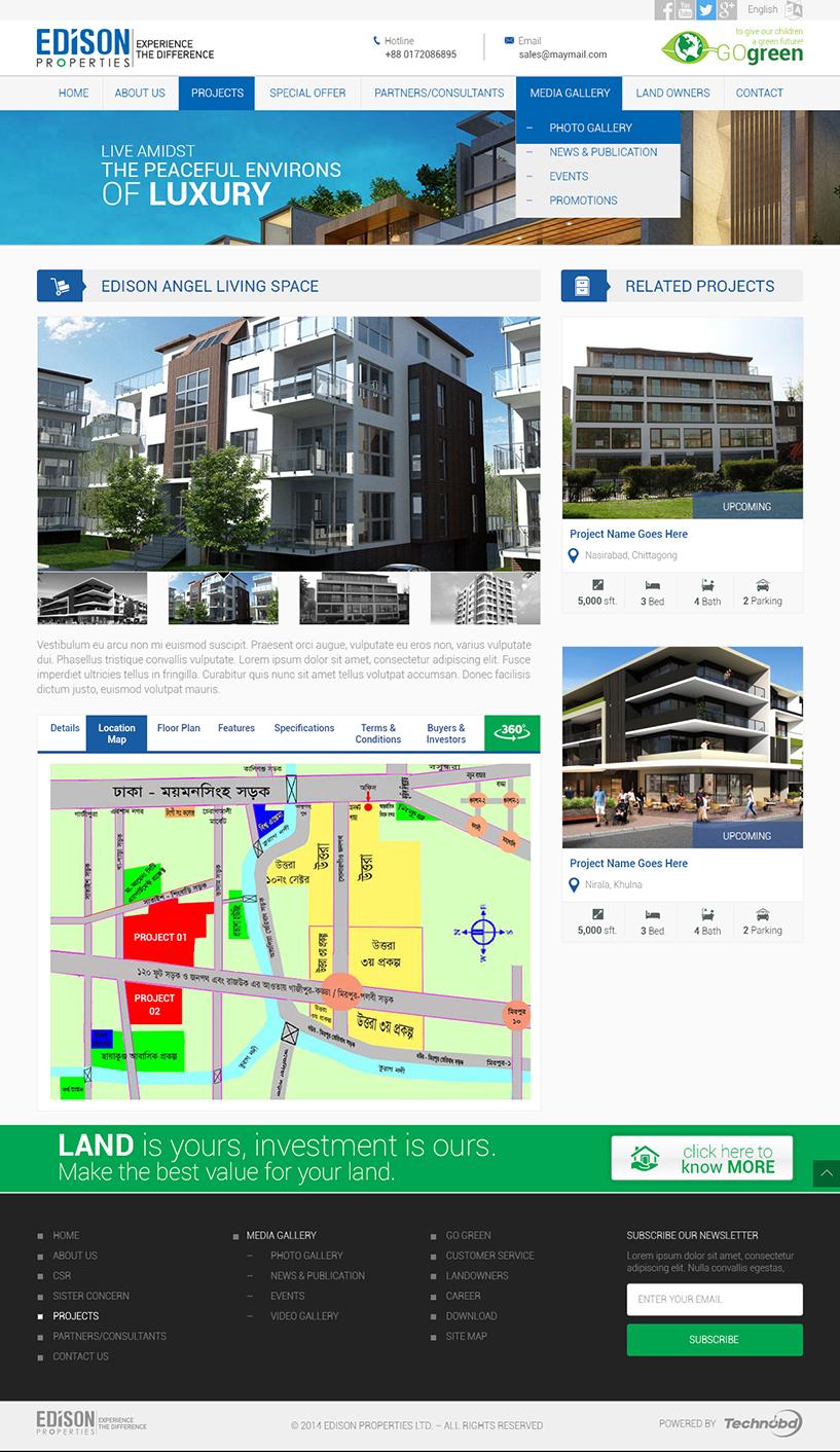 EDISON Properties Ltd