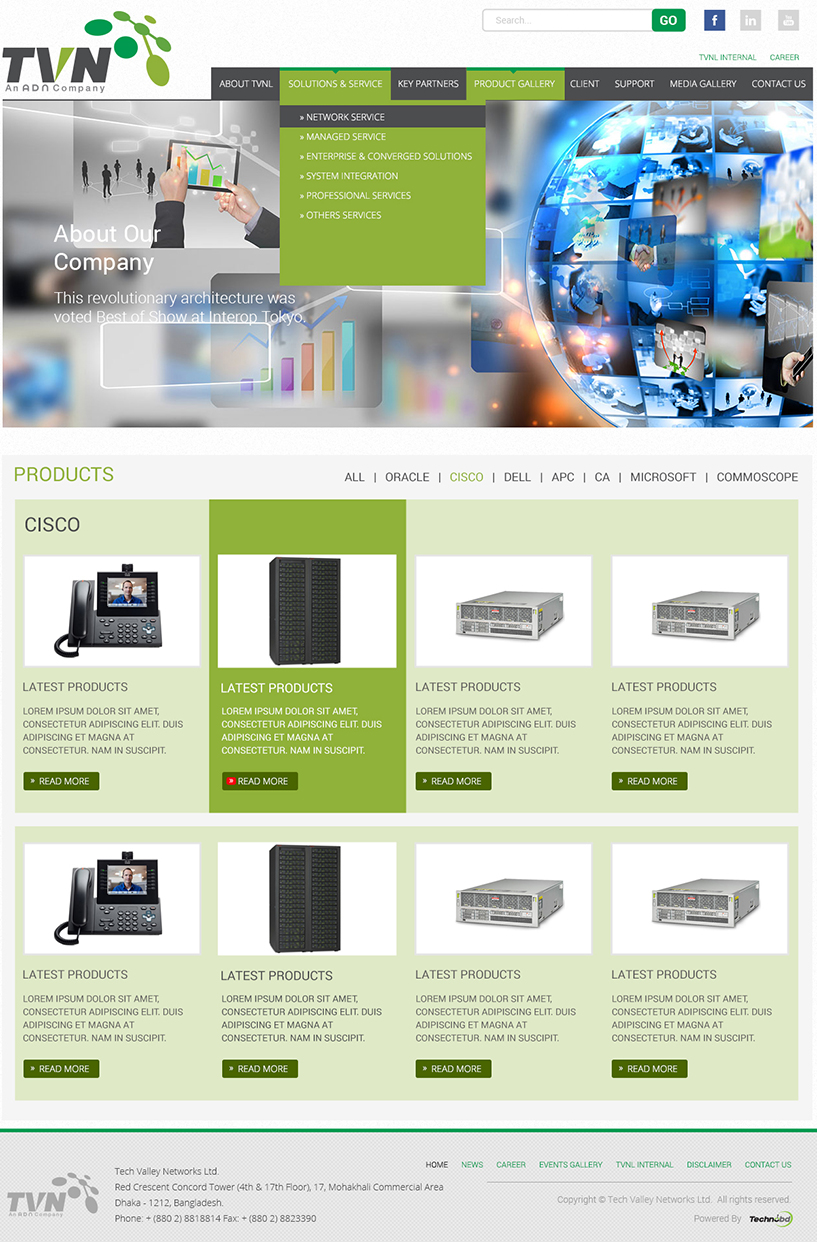 Tech Valley Networks Limited
